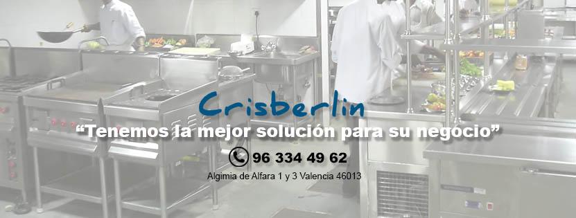Crisberlin suministros hosteleria e higiene industrial Suministros hosteleria
